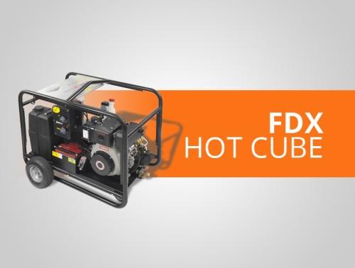 FDX Hot Cube