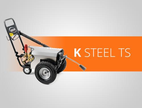 k steel